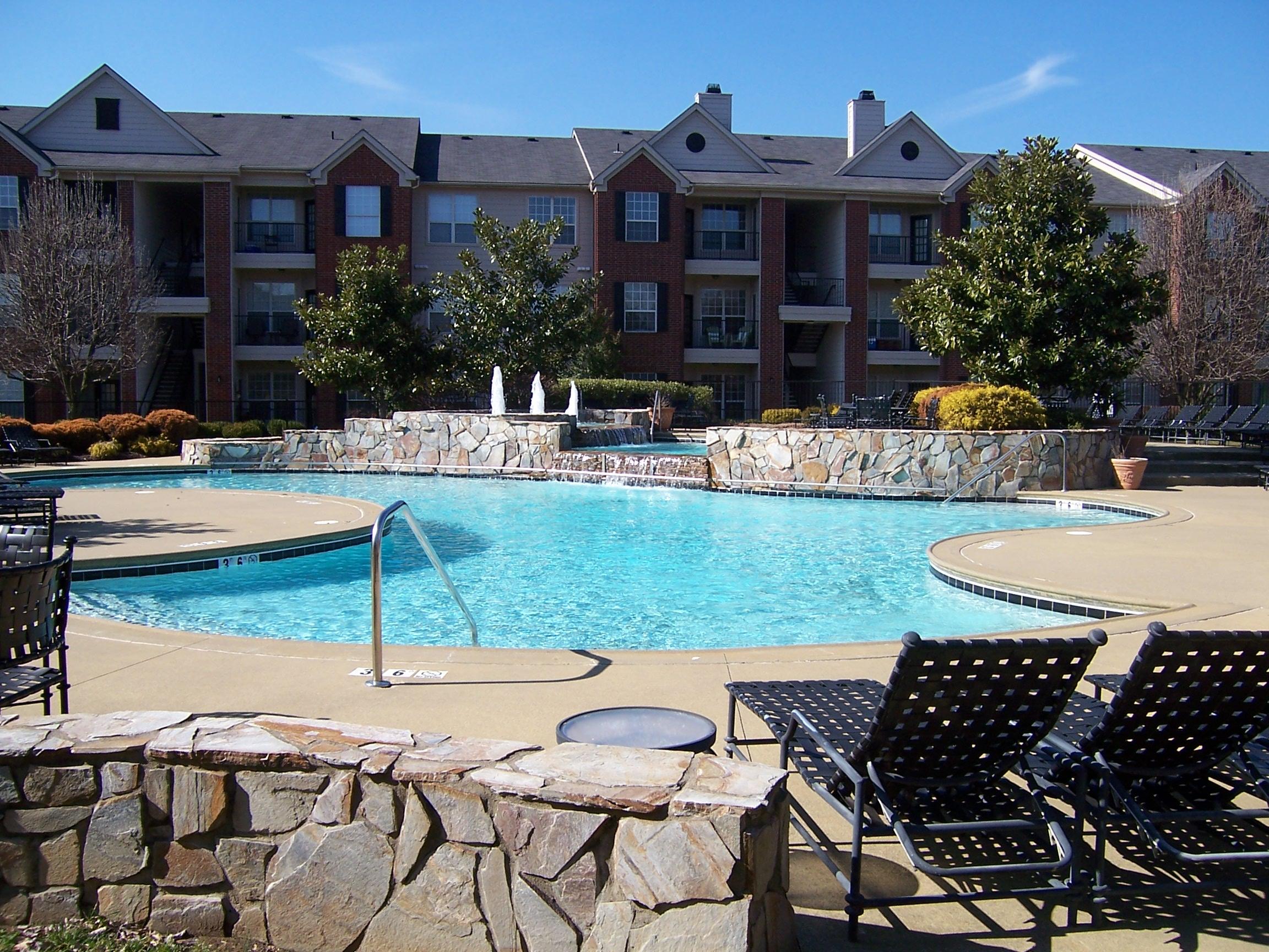 Oxmoor Swimming Pool