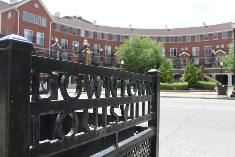 Crescent Centre Entrance Gate